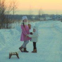 Сестренки :: Евгения Вереина