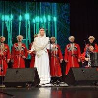 На концерте Кубанского казачьего хора 9 :: Константин Жирнов