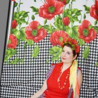 Мари национальная :: Роза Бара