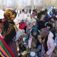 2018, Северодвинск, масленица (1) :: Владимир Шибинский