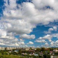 Плывут облака над городом. :: Виктор Иванович