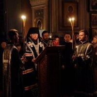 Великий Пост. Монастырь. :: Геннадий Александрович