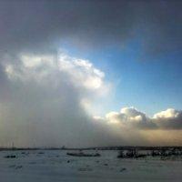 Облака :: Денис Матвеев