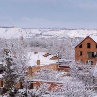 Утром зима, к вечеру весна :: Игорь Сикорский