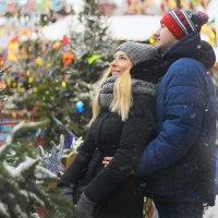 Екатерина и Алексей :: Татьяна Колганова