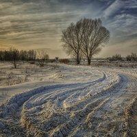 Незатейливый пейзажик :: Александр Бойко