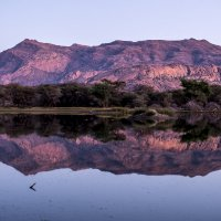 восход солнца в горах Еронго :: Георгий А