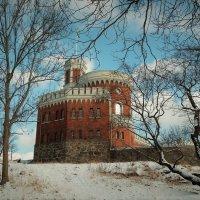 Стокгольм Крепость Kastellet на острове Kastellholmen :: Swetlana V