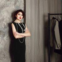 Легендарная, сумасбродная, экстравагантая Шанель или просто Коко. :: Любовь Кастрыкина