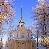 Знаменская церковь :: Сергей