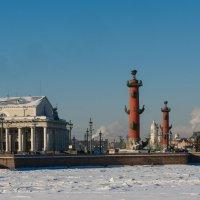 Зима в Питере 1 :: Юрий Бутусов