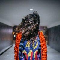 Ветер в волосах :: Vovick Photick