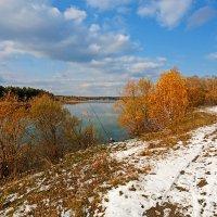 Поздняя осень :: Анатолий Иргл