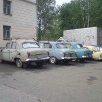 Автомобили прошлого :: Георгий Светлов