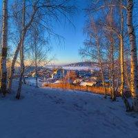 Утренний свет :: vladimir Bormotov