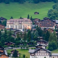 Швейцария.Альпы :: Борис