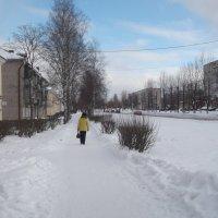 Улица Комсомольская :: Svetlana Lyaxovich
