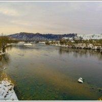На Днестре. :: Юрий Гординский