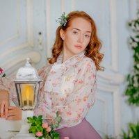 В ожидании Весны !!!! Прекрасная Елена !!! :: Кристина Беляева