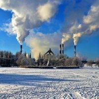 Зимнее Великолепие... :: Sergey Gordoff