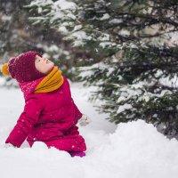 снегопад :: Анна Миронова
