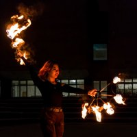Fireshow :: Андрей Кузнецов