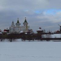 Зиму проводили - зима продолжается :: Андрей Лукьянов