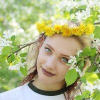 Весна :: Юлия Долгополова