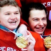 УРА! Мы Олимпийские Чемпионы! :: Dr. Olver ( ОлегЪ )