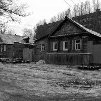 Старый дом. :: Валерий Ткаченко