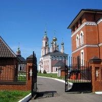 Приход храма Михаила Архангела. Село Михали. :: Ирина ***