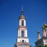 Колокольная храма Михаила Архангела. Село Михали. :: Ирина ***