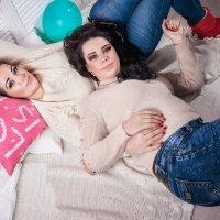 Сёстры . :: Андрей Якимюк