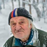 Пожилой человек :: Борис Гольдберг