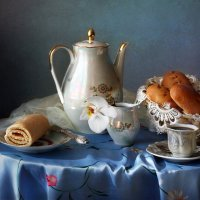 Утренний кофе :: lady-viola2014 -