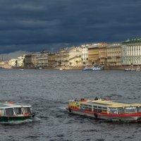 Про погоду в Питере :: Владимир Колесников
