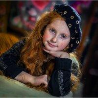 Девочка в 9 лет, уже модель! :: Борис Херсонский