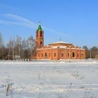 Церковь Рождества Христова в с. Григорьевское :: ninell nikitina