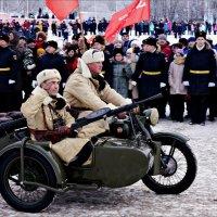 Пулемётный расчёт :: Кай-8 (Ярослав) Забелин