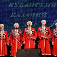 На концерте Кубанского казачьего хора 32 :: Константин Жирнов