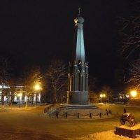 Полоцкий памятник посвящён войне 1812 года :: Андрей Буховецкий