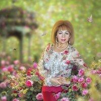 Розовое настроение :: Татьяна Пыликова