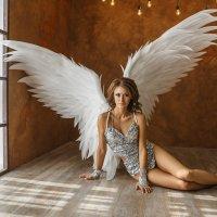 ангел :: Екатерина Переславцева