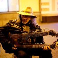 Москва, ...Ночной Арбат.. :: Иван Клёц