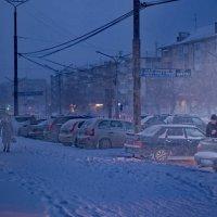 Однажды в студёную снежную пору... :: Михаил Полыгалов