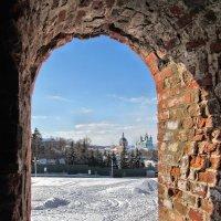 Успенский собор в Смоленске :: Падонагъ MAX