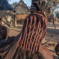волосы плепена Имбас как хвост жирафа :: Георгий А