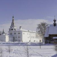 Панорама Суздальского кремля :: Александра