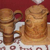 Чайные предметы :: Дмитрий Солоненко