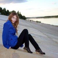 На набережной :: Светлана Громова